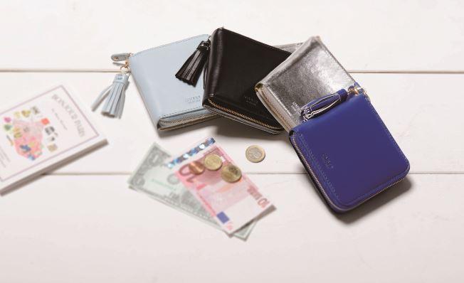 新年に新しいお財布にかえてみた!