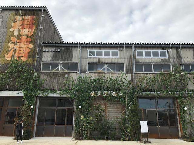 新木場に新たなコンセプトショップ「CASICA」OPEN!!