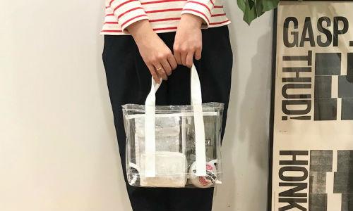 【雨の日にもおすすめのバッグたち】