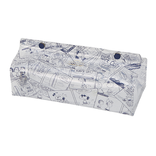tente SNOOPY CLEAR COMIC NAVY