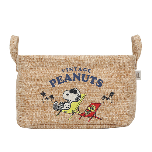 pilierSQSS SNOOPY VACATION  NATURAL
