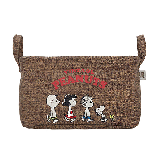 pilierSQSS SNOOPY VACATION  BROWN