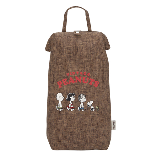tirer SNOOPY VACATION  BROWN