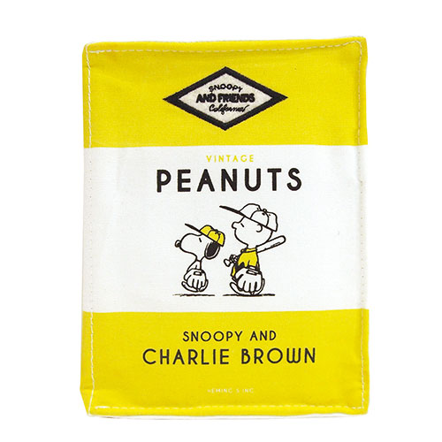 LIBRE POUCH FRENDS CHARLIE BROWN