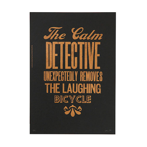 THE CALM DETECTIVE