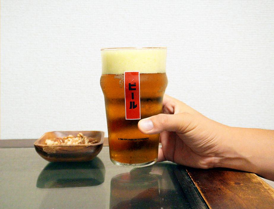 【イギリスと日本の文化が融合した、乙なパイントグラス】
